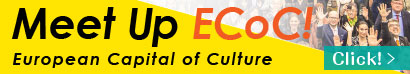 Meet Up ECoC! European Capital of Culture
