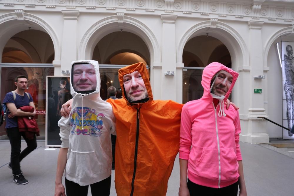 第16回メディアアートビエンナーレWRO2015(ポーランド・ヴロツワフ)
