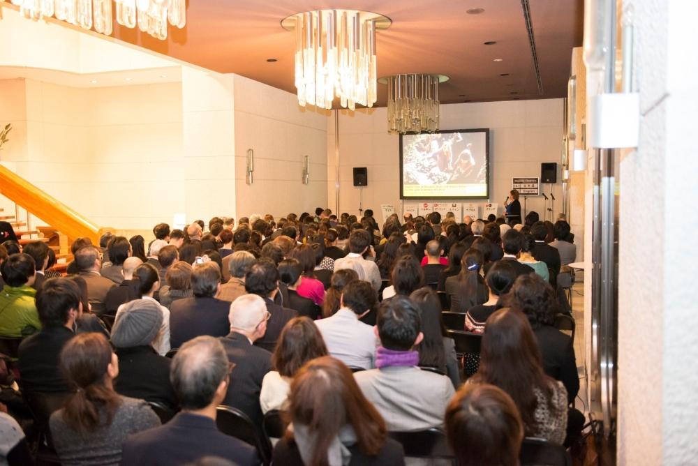 欧州文化首都8都市プレゼンテーション&交流会(2015年2月19日/駐日チェコ大使館)[Part 1]
