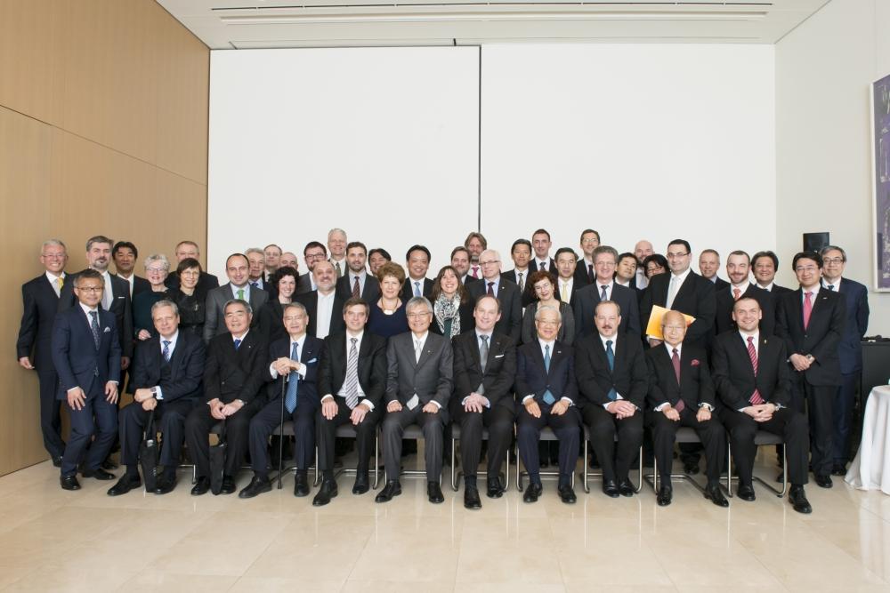 EU・ジャパンフェスト日本委員会総会 [Part 1] (2015年2月18日/駐日ベルギー大使館)